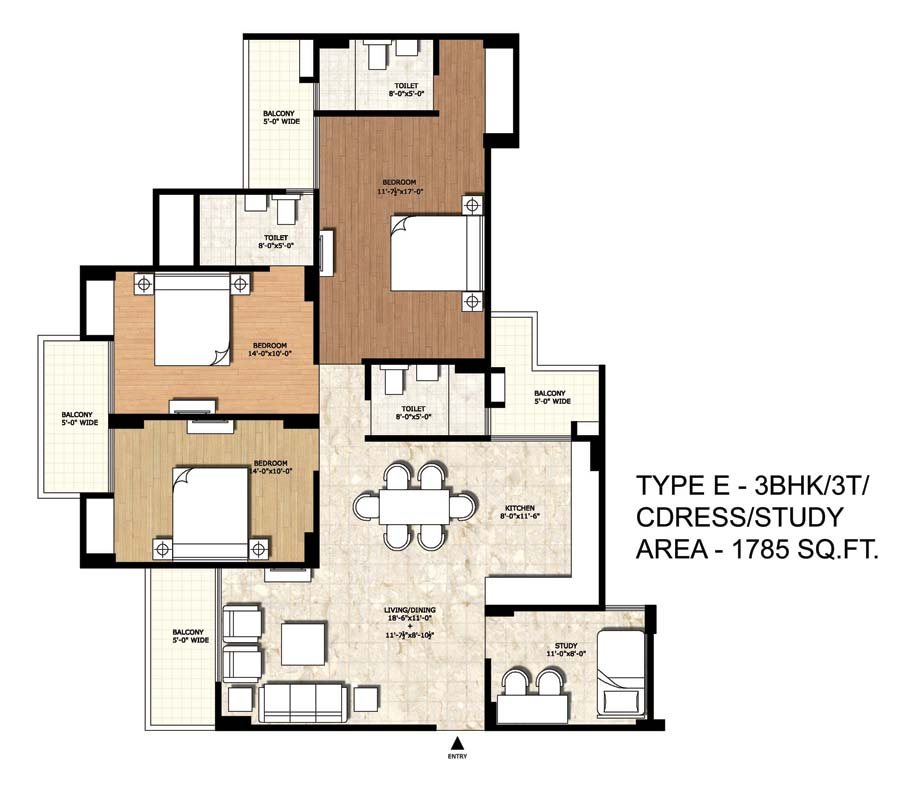 Layout Plan L6